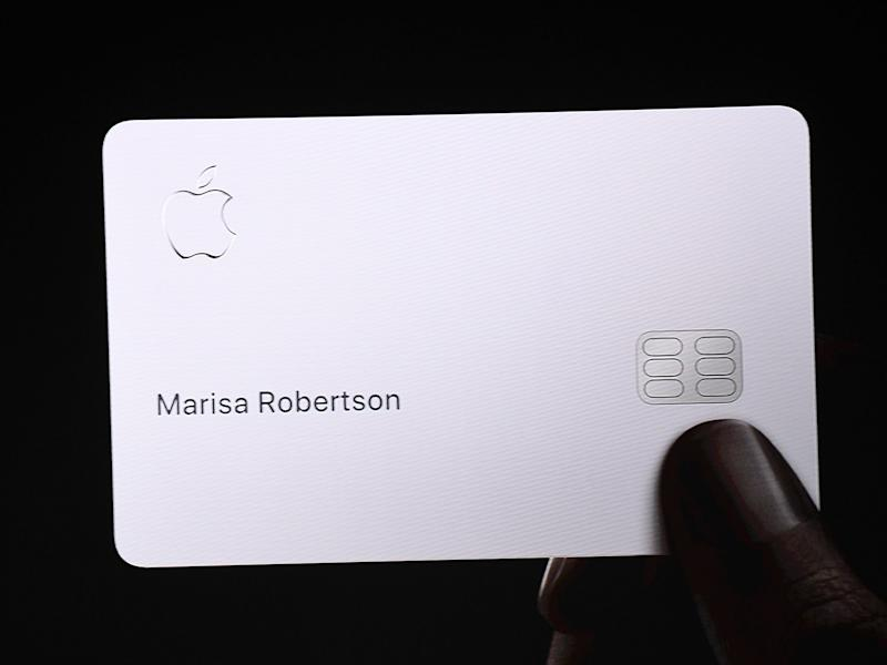 Apple's 'sexist' credit card investigated by U.S. regulator