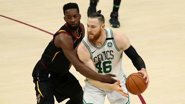 Kevin Love has been ruled out for Game 7 with concussion-like symptoms, and coach Tyronn Lue announced Jeff Green will start in his place.