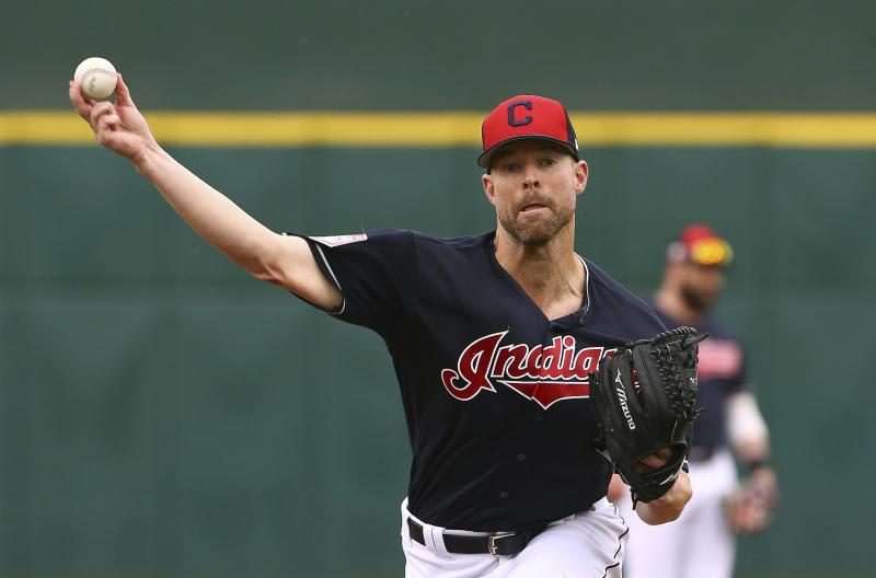 Roundtable reaction: The Indians send Corey Kluber to Texas for DeShields, Clase