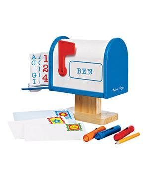 "<div class=""caption-credit""> Photo by: Jens Mortensen</div><b>My Own Mailbox</b> <p> Preschoolers can learn all about the days when ""letters"" existed. How quaint. <br> <br> <b>To buy:</b> $20, <a href=""http://www.melissaanddoug.com/wooden-mailbox-toy"" rel=""nofollow noopener"" target=""_blank"" data-ylk=""slk:melissaanddoug.com"" class=""link rapid-noclick-resp"">melissaanddoug.com</a>. </p>"