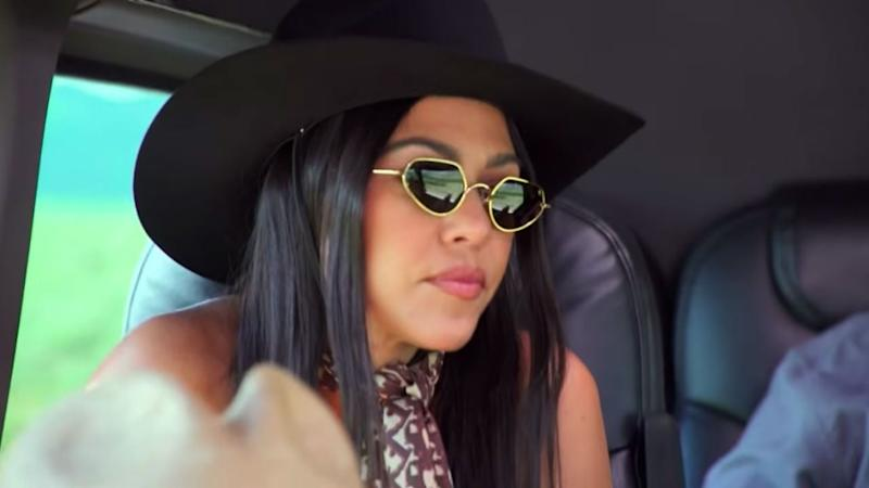 Kourtney Kardashian Is the Focus of Family's Joint Therapy Session Amid 'KUWTK' Feud