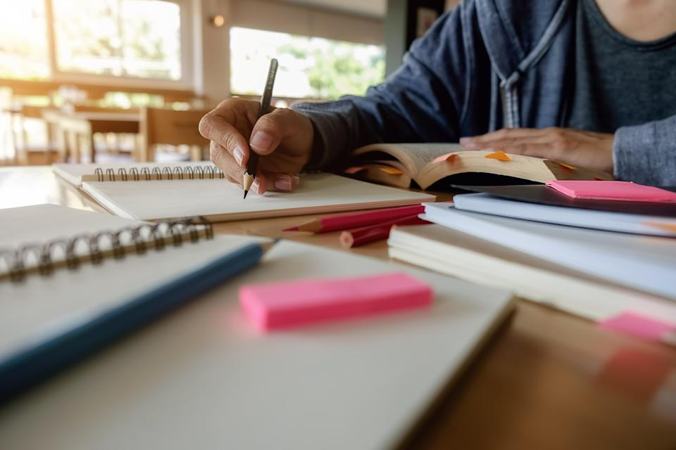 Homework is a thorny issue for British parents[Photo: Getty]