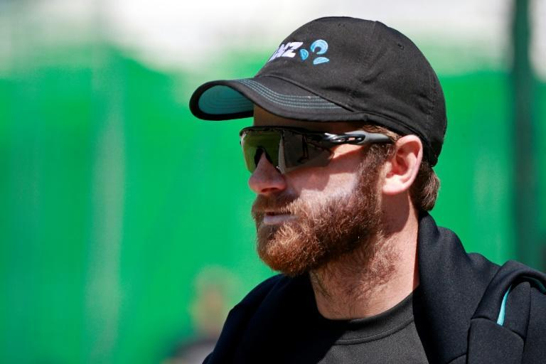 Focus on the future - New Zealand captain Kane Williamson attends a training session at Lord's on Monday