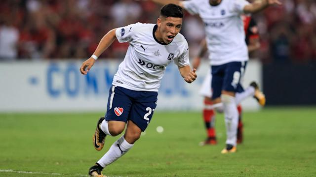 Talented Argentinian teenager Ezequiel Barco is expected to join Atlanta United after Independiente announced he is leaving the club.