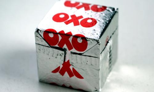 Oxo to launch vegan beef-flavoured stock cubes