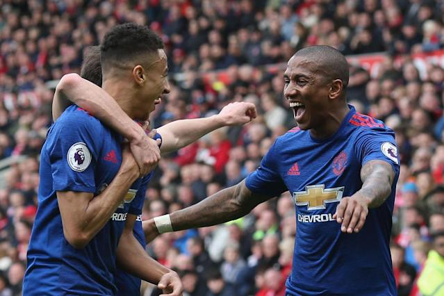 On the up | Man United leapfrog Arsenal into fifth spot: John Peters/Man Utd via Getty Images