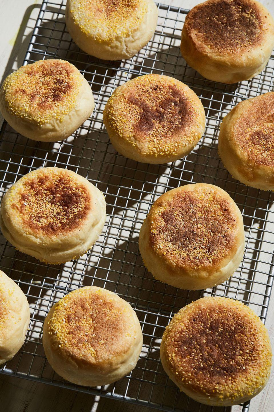 """<p>These are truly picture perfect.</p><p>Get the recipe from <a href=""""https://www.delish.com/cooking/recipe-ideas/a30983749/english-muffin-recipe/"""" rel=""""nofollow noopener"""" target=""""_blank"""" data-ylk=""""slk:Delish."""" class=""""link rapid-noclick-resp"""">Delish.</a></p>"""