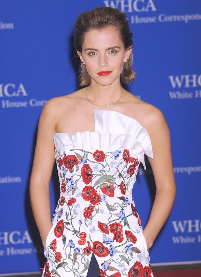 """Watson is on an epic press tour for<em>Beauty and the Beast</em>right now—so big, in fact, that she launched an Instagram dedicated to the outfits she has worn at the various premieres and events. That's not a changing-the-status-quo move in and of itself—far from it—but here's where things get interesting: Watson has committed to wearing only items of clothing that are vegan and eco-conscious. <div>  <div> <div> <div>  """"I don't think it should be niche that the companies we wear clothes from are caring about who works for them, or are being conscientious about the environment. They're just doing things I think these companies should be doing anyway,"""" she told<em><a rel=""""nofollow"""" href=""""http://coveteur.com/2017/03/06/emma-watson-closet-actress/"""">The Coveteur</a>.</em>Yes, girl!  </div> </div> </div> </div>"""
