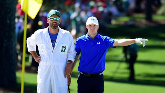 The former world No. 1 felt unlucky during the final round of the Masters as Sergio Garcia triumphed.