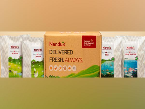 Nandu's becomes India's first meat-based start-up to launch innovative and eco-friendly packaging