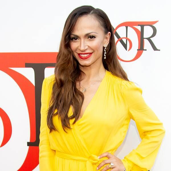 Karina Smirnoff Shares First Photo of Baby Theo—With An Important Message