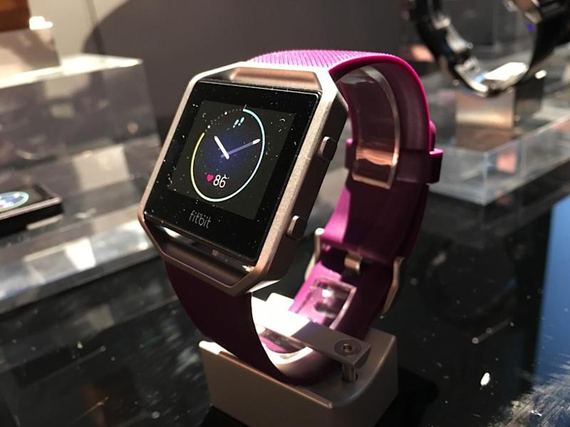 Fitbit share value continues to plummet following Blaze smartwatch announcement