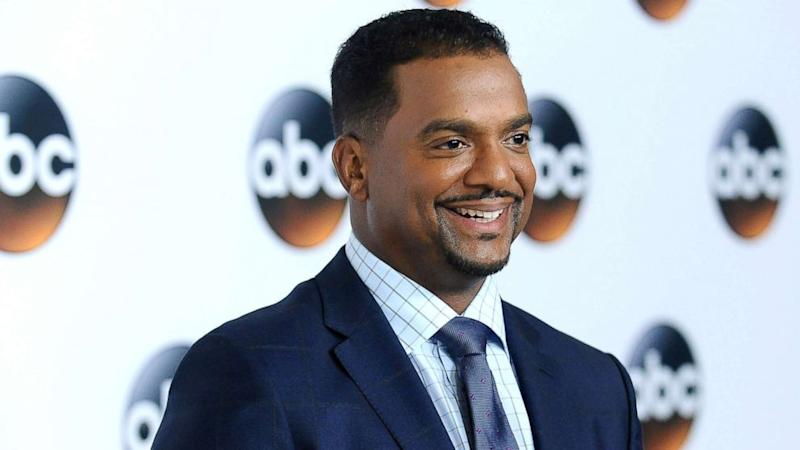 Alfonso Ribeiro sounds off on a possible 'Fresh Prince' reboot