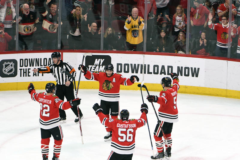 "Blackhawks ""finally starting to full buy-in to the system"""