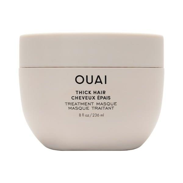 <p>This <span>Ouai Treatment Mask for Thick Hair</span> ($38) moisturizes and mends thicker, over-processed hair with rich oils, butters, and hydrolyzed keratin.</p>