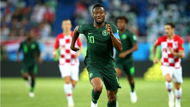 The Super Eagles were punished for their lack of coordination while defending set-pieces, according to the German gaffer