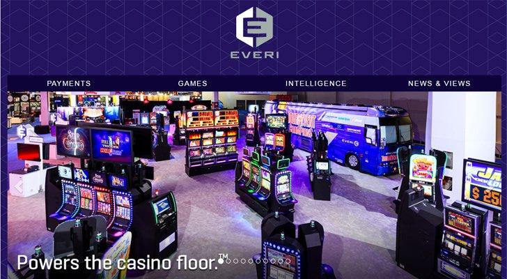 Everi Holdings Inc (NYSE:EVRI)