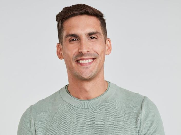 Cody Rigsby, a star Peloton instructor, will compete on 'Dancing with the Stars' (ABC/Maarten de Boer)
