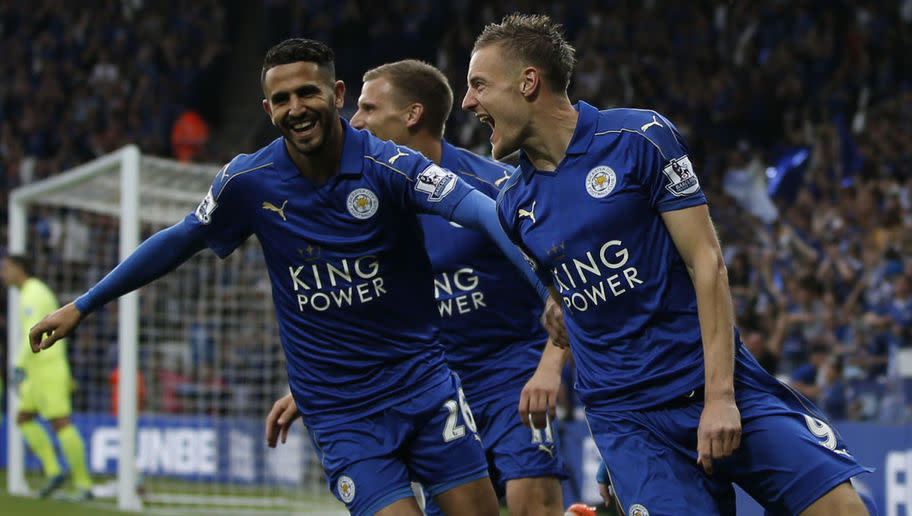 <p>Jamie Vardy and teammate Riyad Mahrez were on top of the world last season, dominating end-of-season award lists and earning big money offers from some of Europe's biggest clubs in the summer.</p> <br /><p>Since then, though...things have stalled. Mahrez is fighting to prove that he has more than one brilliant season in him, while Vardy - now the wrong side of 30 - will be looking to show that his decline is far from terminal. </p>