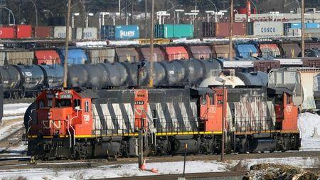 Canadian Pacific starting operations shutdown ahead of possible strike