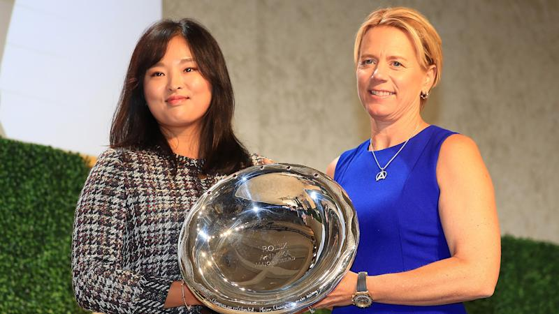 J.Y. Ko vying to join Sorenstam in Vare history
