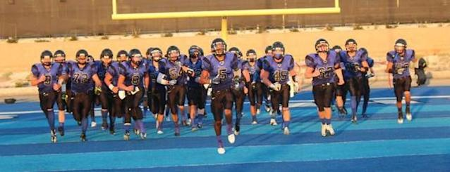 The West Hills Wolf Pack plays on what may be the nation's most unique surface — West Hills football