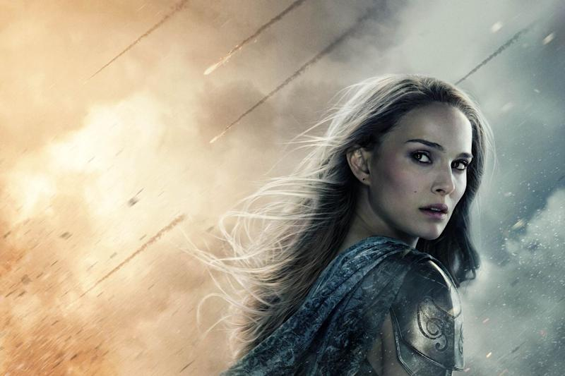 Natalie Portman as Jane Foster (Credit: Marvel/Paramount)