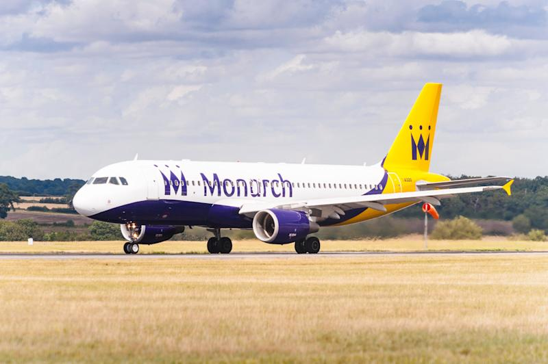 More than 80,000 passengers have been repatriated back to the UK since Monarch went into administration this month - Alamy