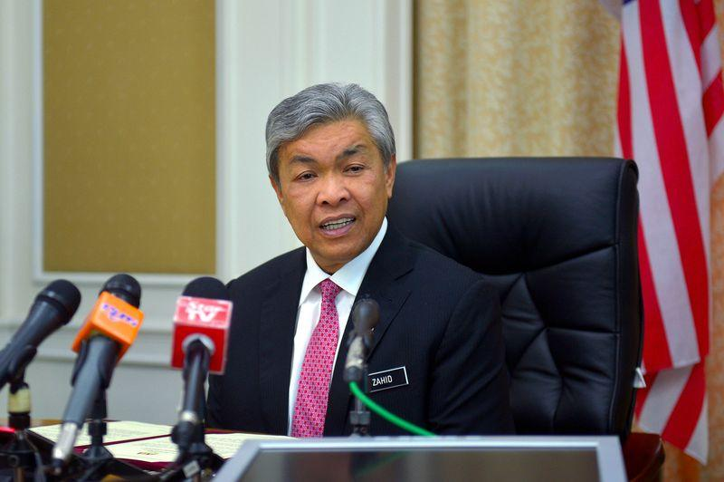 Zahid: Hadi's Bill to come after government matters