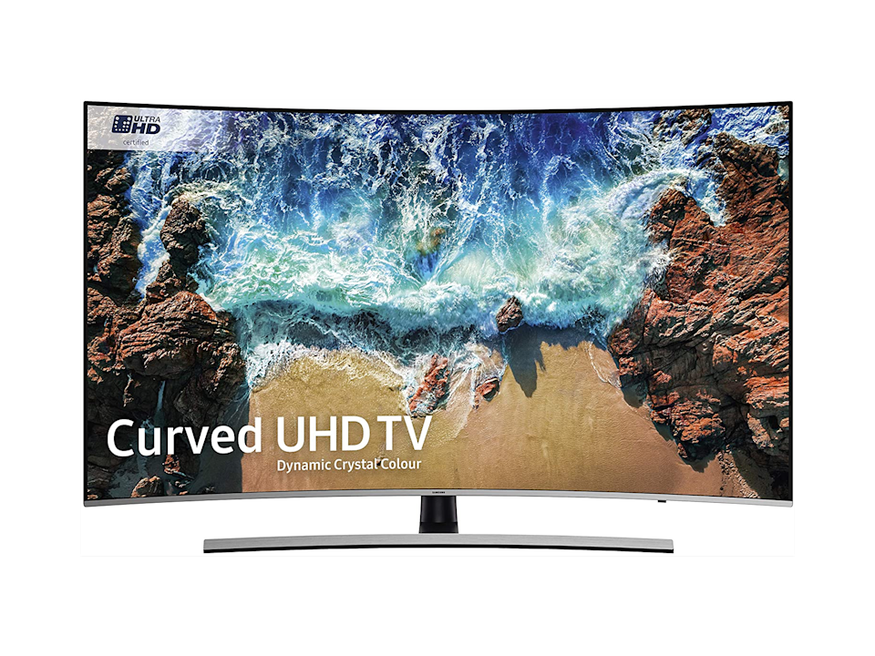 Samsung 55NU8500 55in curved ultra HD smart 4K TV: Was £856.90, now £629, Amazon.co.uk (Amazon)