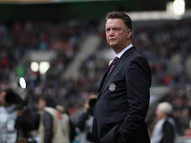 Bayern Munich's team at the start of the decade was largely constructed by Louis van Gaal (Getty)