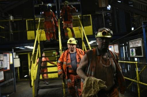 Emotions high as Britain's last deep coal mine closes