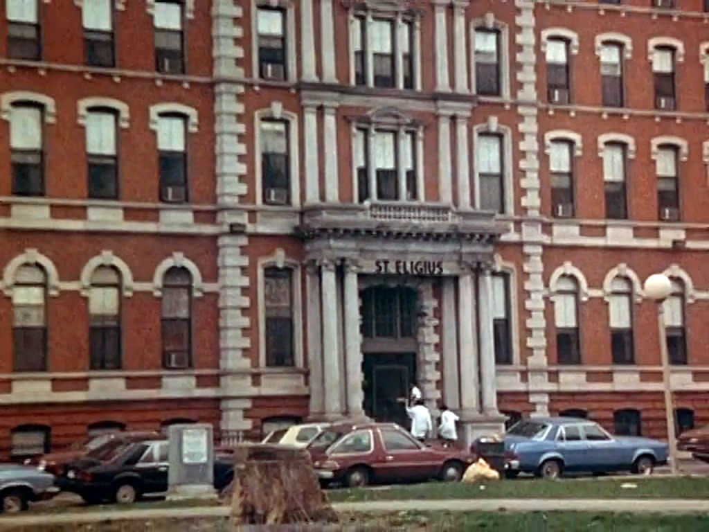 4. The building used in the opening credits...