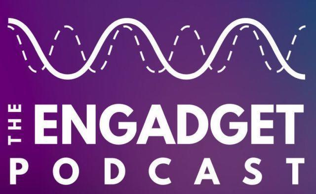 The Engadget Podcast logo