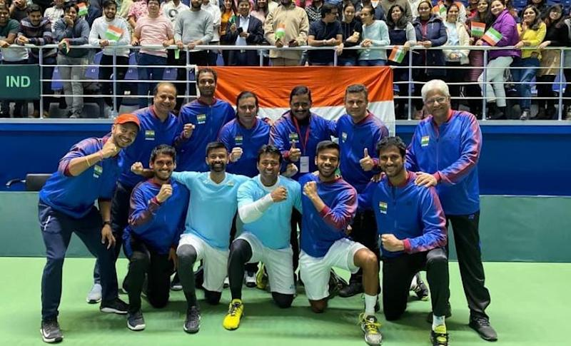 Davis Cup 2019: Milestone men Sumit Nagal, Jeevan Nedunchezhiyan reflect on straightforward Pakistan win
