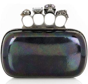 Did Snooki Copy This Alexander McQueen Clutch?