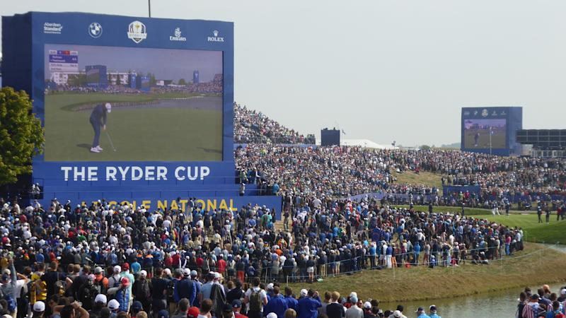 European Ryder Cup success driven by 'moral code', says Montgomerie