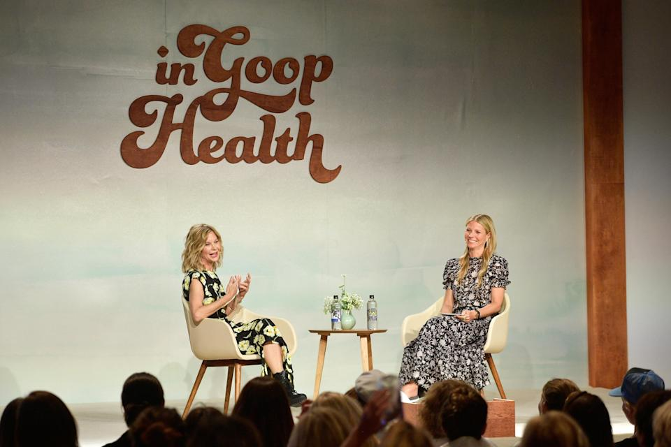 Gwyneth Paltrow is hiring a fact checker for Goop after backlash over dubious wellness claims [Photo: Getty]