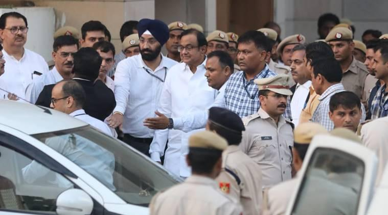 INX Media case: CBI gets Chidambaram custody for four days, plea in SC today