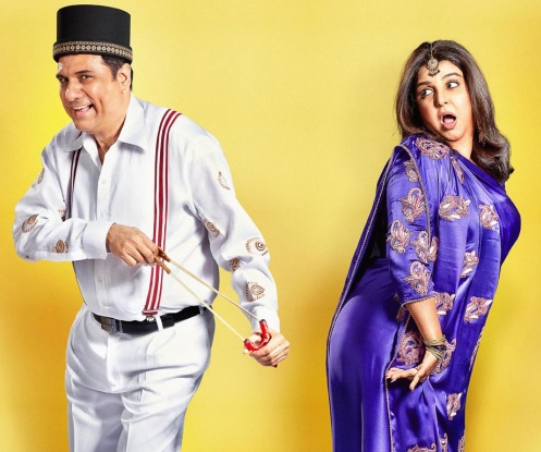 The Boman Irani and Farah Khan-starrer offers a humorous twist to the struggles of a 40-plus couple in finding love and fighting for it.
