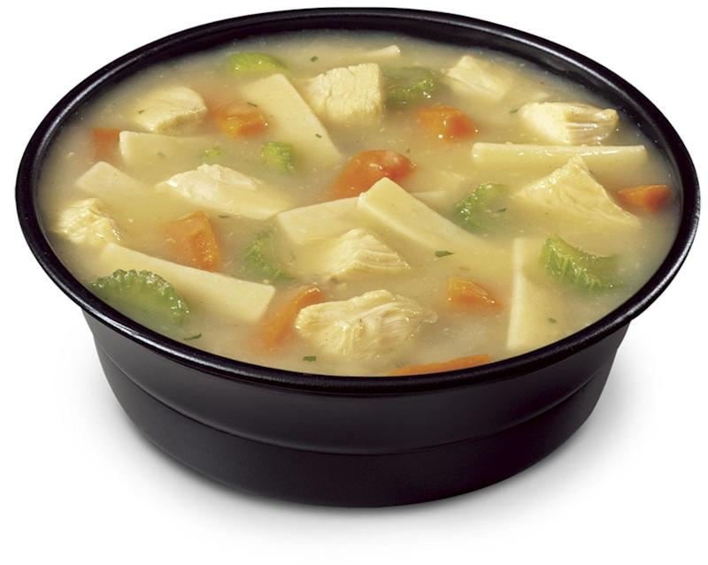 Hearty Breast of Chicken Soup