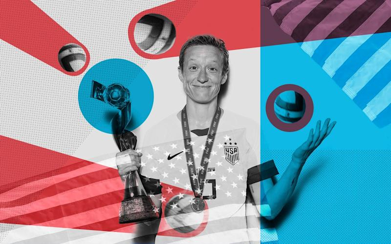 The best of the Telegraph in audio, including stories on Megan Rapinoe and the increasingly crowded fintech sector