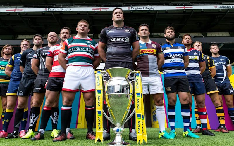 The Gallagher Premiership will restart on August 14 with Harlequins hosting Sale - PA
