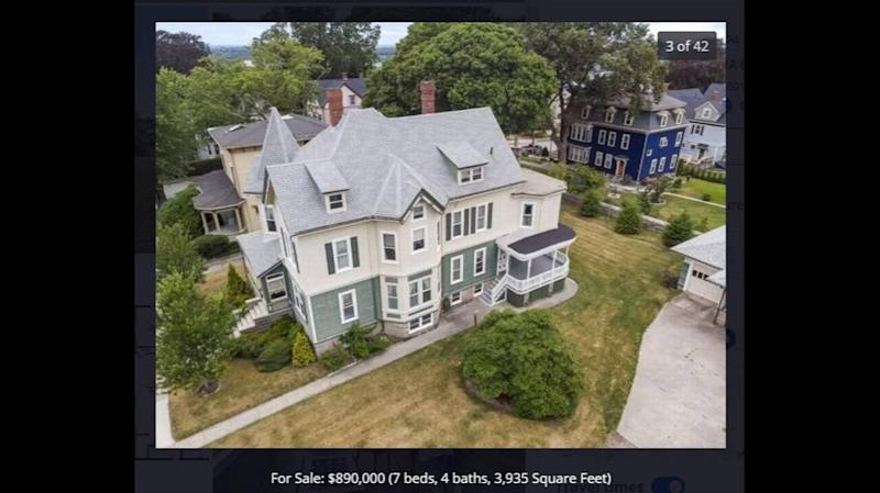 After losing a legal battle with the city of Fall River and getting hit by the pandemic, the owners of Lizzie Borden's Maplecroft mansion are selling the property.