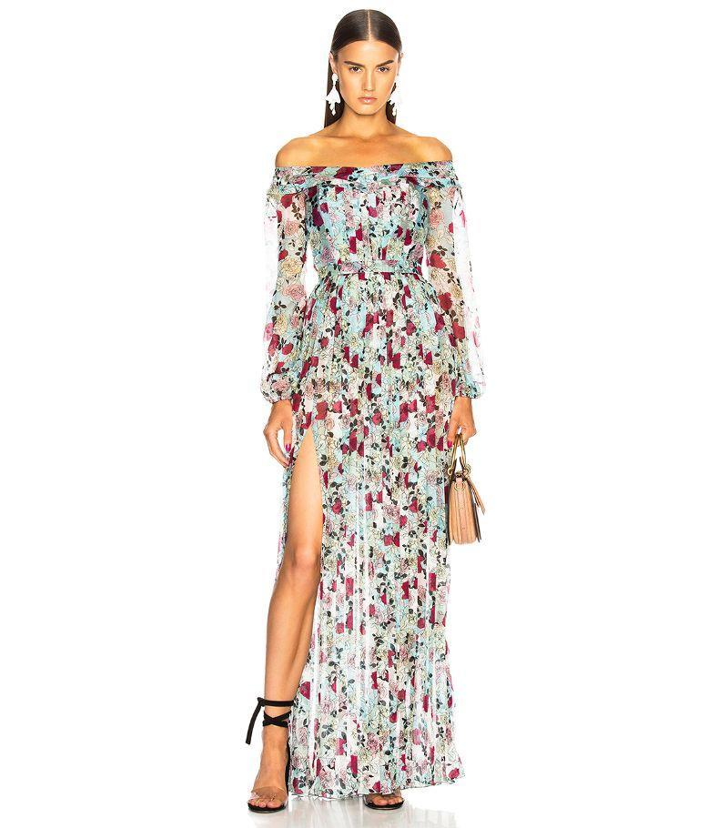 Another dress designer to keep on your radar. Available in sizes IT38 to IT46.