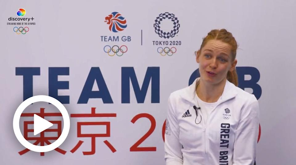 TOKYO 2020 VIDEO - 'I'VE LEARNED A LOT ABOUT MYSELF' - LAUREN SMITH GUNNING FOR DOUBLES SUCCESS IN TOKYO