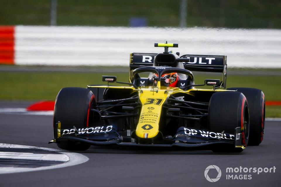 "P9 Esteban Ocon, Renault F1 Team R.S.20<span class=""copyright"">Andy Hone / Motorsport Images</span>"