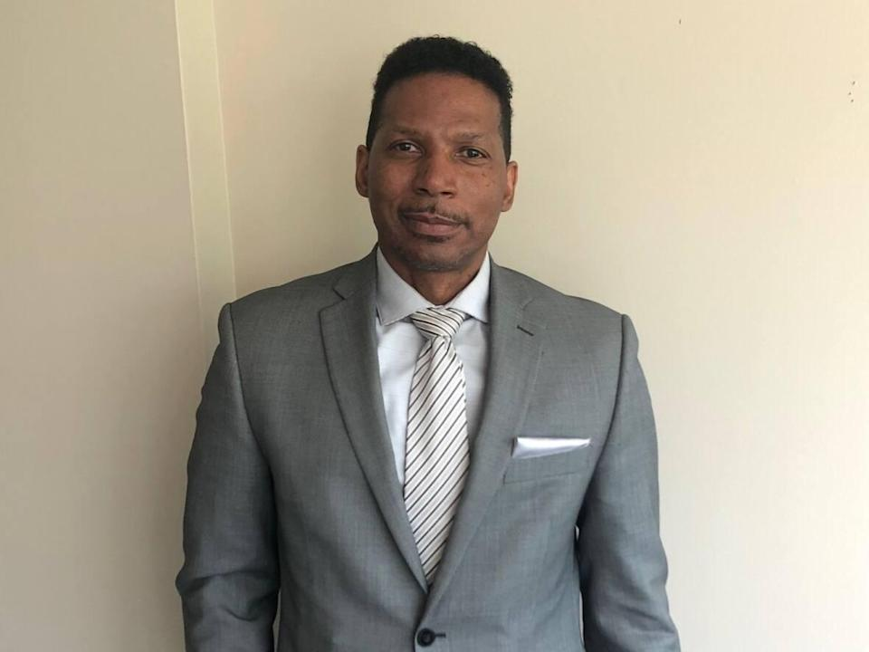 Dwayne Provo has twice run for the Progressive Conservative Party and is now the associate deputy minister of African Nova Scotian Affairs.  (African Nova Scotian Affairs - image credit)
