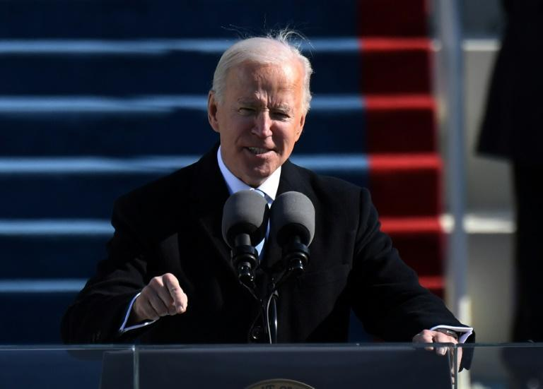 After his inauguration on January 20, 2021, US President Joe Biden set a goal of administering one million Covid-19 vaccines per day for a total of 100 million in the first 100 days of his presidency