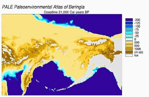 Humans May Have Been Stuck on Bering Strait for 10,000 Years